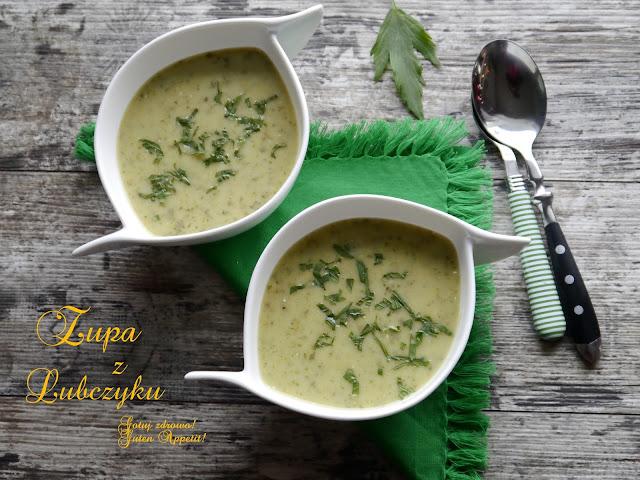 Zupa lubczykowa - Czytaj więcej »