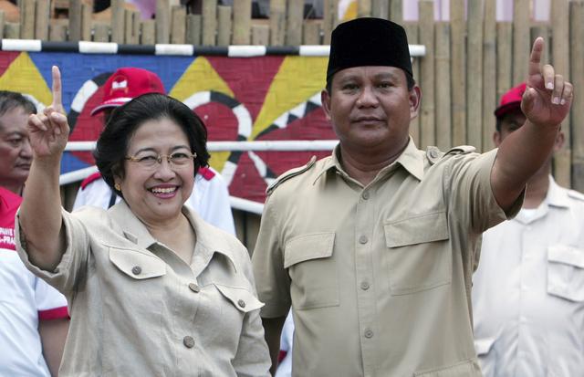 Gerindra: PDIP Lupa Prabowo Pernah Jadi Cawapres Megawati