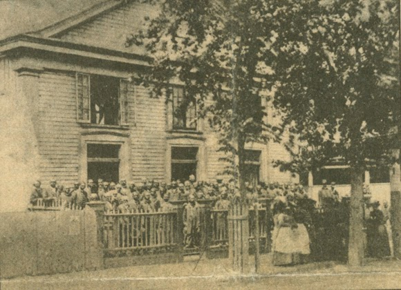 Old Emanuel AME Church, c. 1872-1886