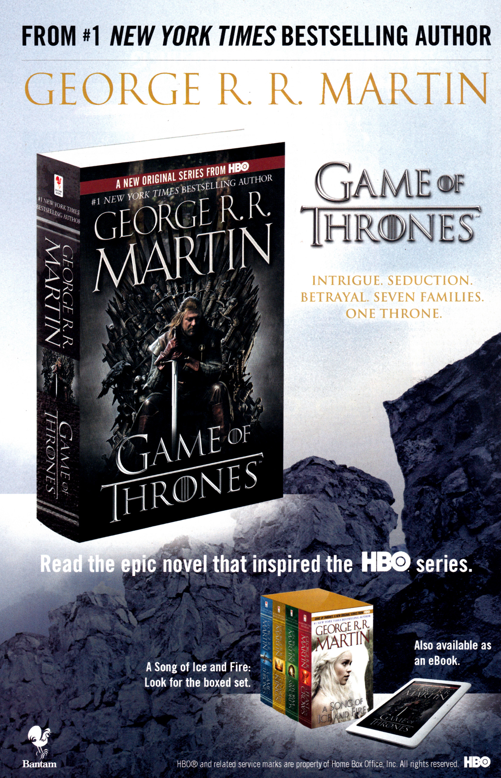 Read online A Game Of Thrones comic -  Issue #6 - 34