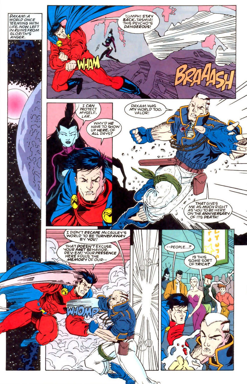 Legion of Super-Heroes (1989) 57 Page 15