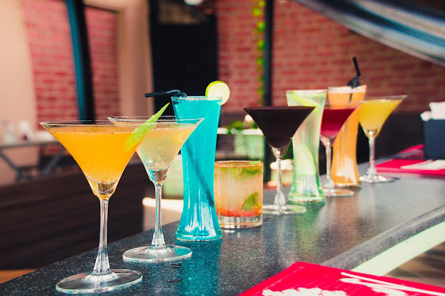 It's raining flavours at the Cocktail Festival at Sway!