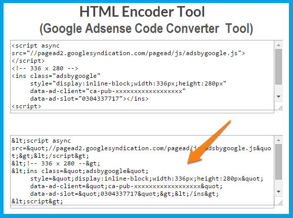 html-encoder-tool