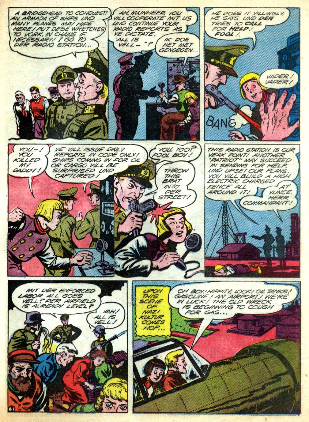 Read online All-American Comics (1939) comic -  Issue #54 - 51