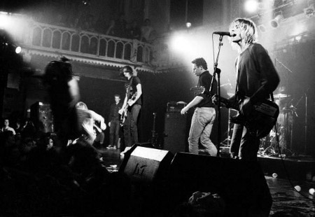 Nirvana love buzz live in austria 1989 - 4 2