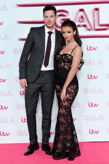 Kady McDermott – 2016 ITV Gala in London
