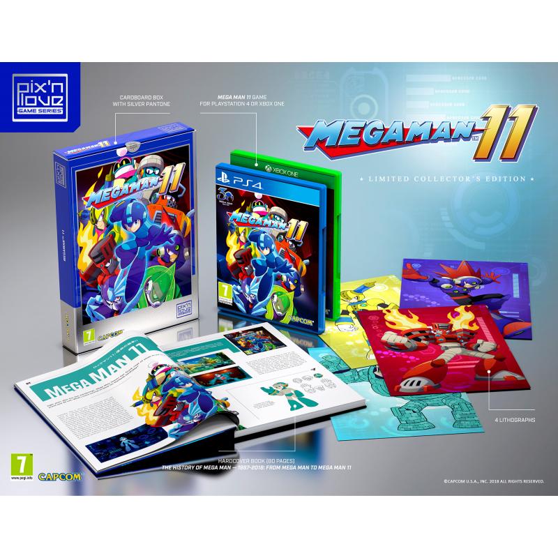 Mega Man World News: Mega Man 11 : What we know so far