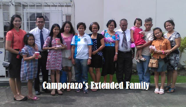 Camporazo extended family