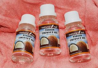 Image result for perawatan kaki dengan minyak kelapa natural hut