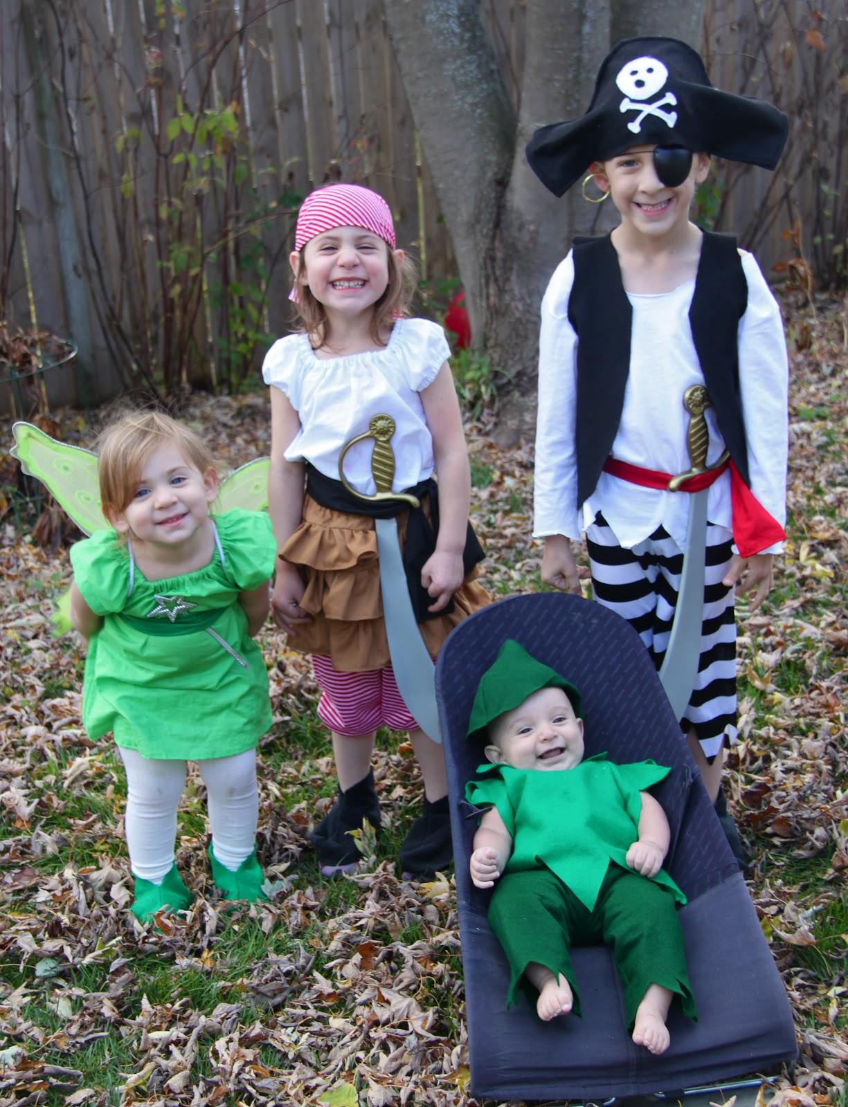 Peter Pan Halloween Costumes  sc 1 st  Smashed Peas u0026 Carrots & Peter Pan Halloween Costumes - Smashed Peas u0026 Carrots