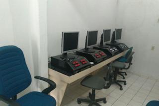Polícia desarticula cassino clandestino e apreende máquinas caça-níqueis no Centro de João Pessoa