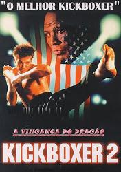 Kickboxer 2: A Vingança do Dragão Dublado
