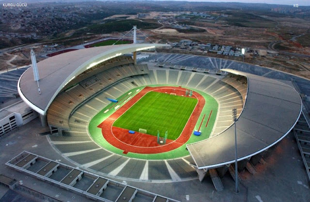 Türkiye'nin En Büyük Futbol Stadyumu - Atatürk Olimpiyat Stadyumu - Kurgu Gücü