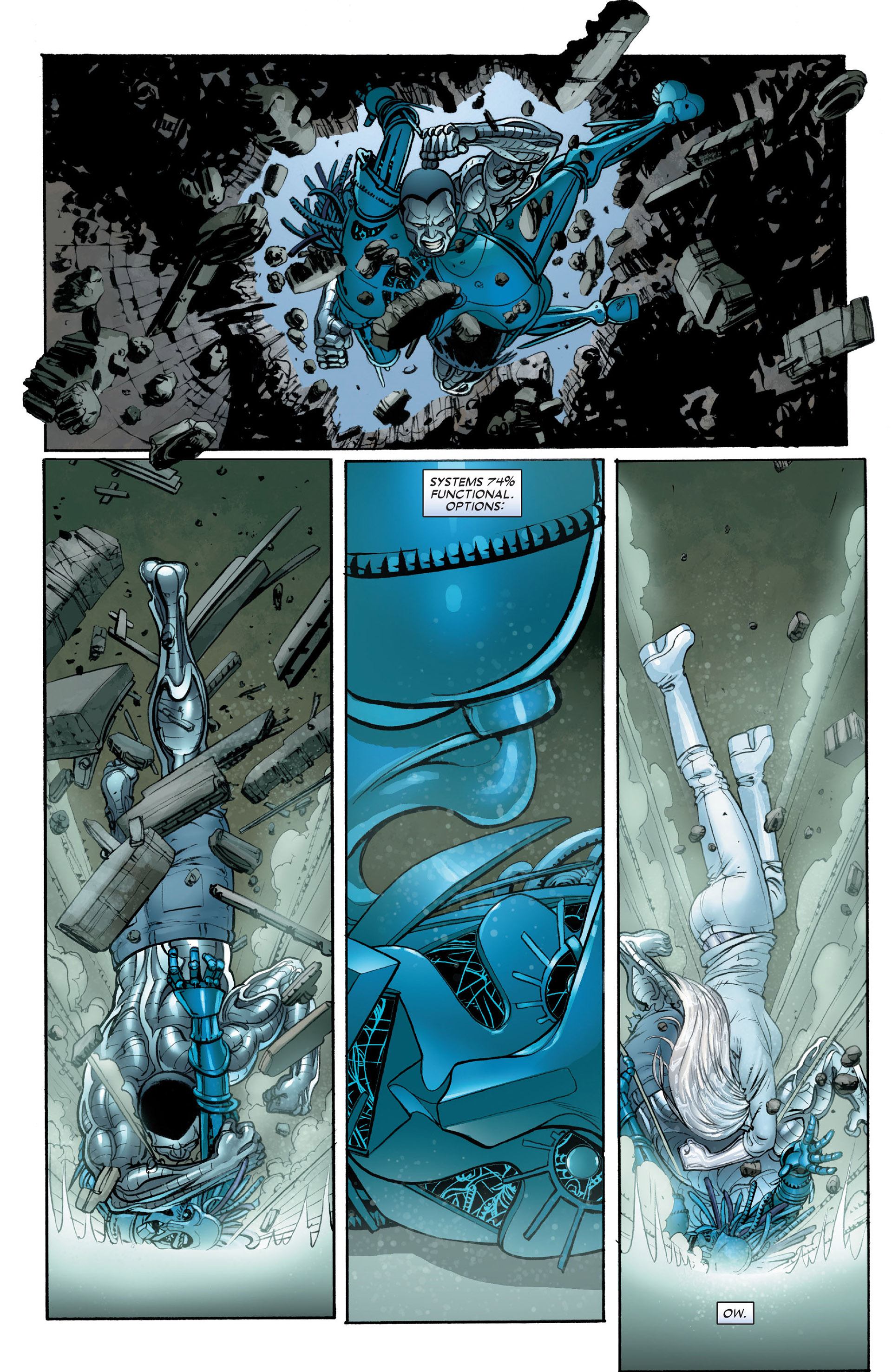 Read online Astonishing X-Men (2004) comic -  Issue #10 - 11