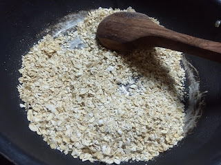 Granola Bar - Roasted Oats