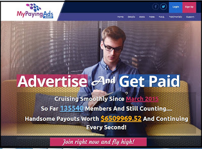 Bisnis Online Yang Pasti-pasti aja Hanya di MyPayingAds ( MPA ) 2017