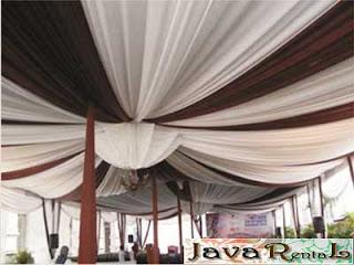 Sewa Tenda Dekorasi VIP - Sewa Tenda Dekorasi VIP Acara