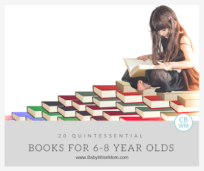 20 Quintessential Books for 6-8 Year Olds