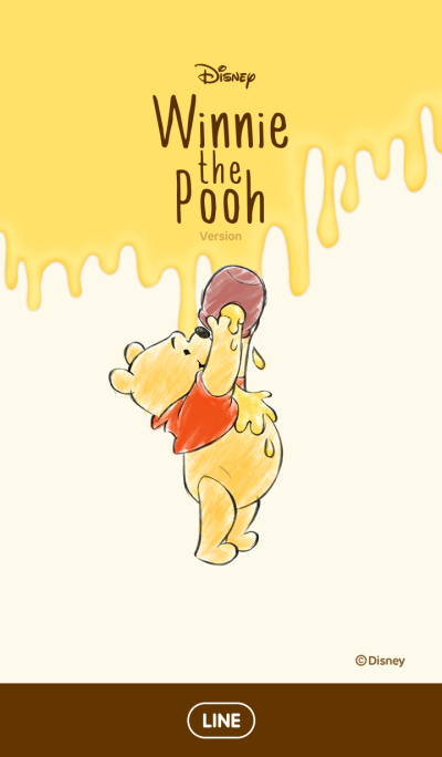 หมีพูห์ ธีมน้ำผึ้ง