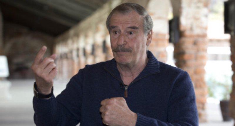 Además de su pensión, Vicente Fox recibe 2 millones de pesos mensuales para su biblioteca