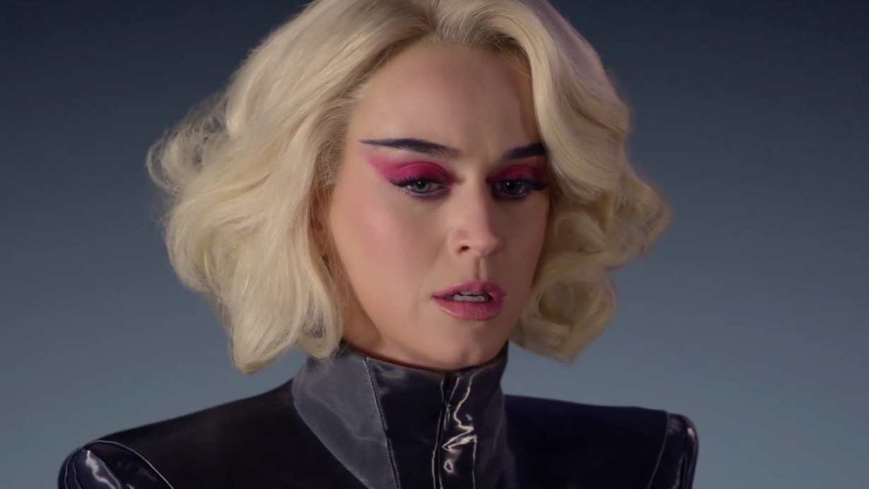"""""""Jogos Vorazes"""", """"1984"""" e """"Admirável Mundo Novo"""" são algumas das referências visuais do novo clipe da cantora."""