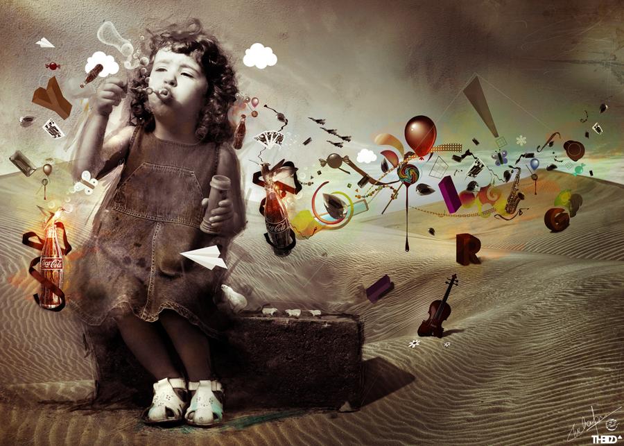 Imaginação...