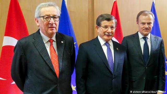 Spiegel: Κατάργηση της βίζας και σημαντικές υποχωρήσεις στην Άγκυρα από Κομοσιόν!