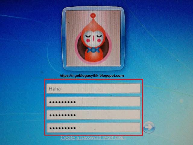 tips trik change account password win 7