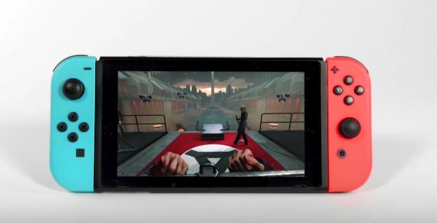 Wolfenstein II: The New Colossus confirma fecha de lanzamiento en Nintendo Switch