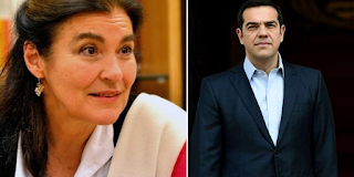 """Κονιόρδου: """"Χαρισματικός ηγέτης ο Αλέξης Τσίπρας, διακρίνει το δίκιο"""""""