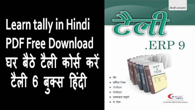 tally in hindi free