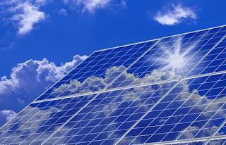 solar panel in school
