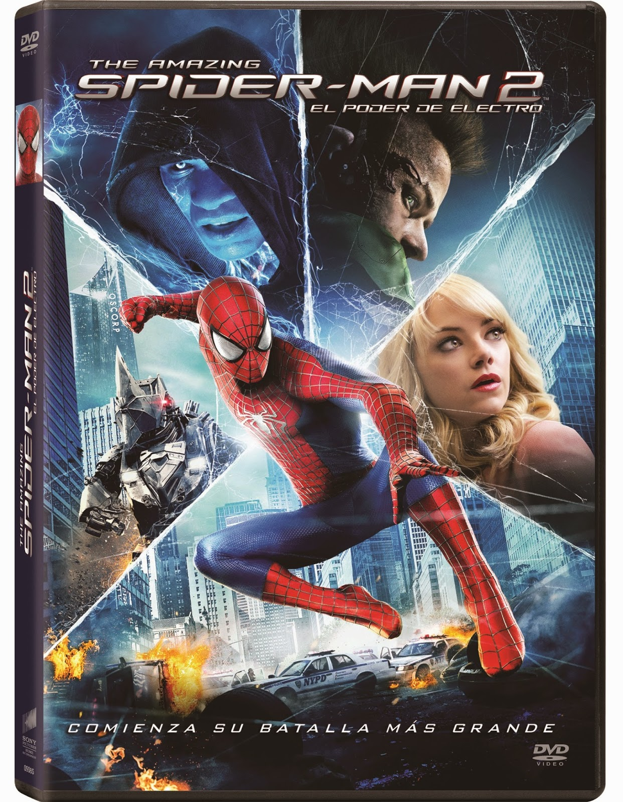 The Amazing Spider-Man 2: Rise Of Electro Besetzung