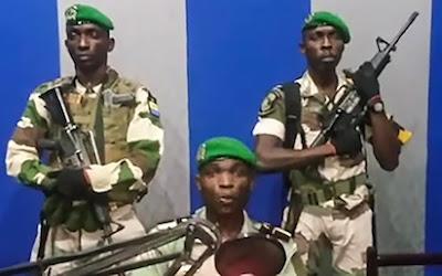 A Gabon an kashe shugabanni 2 da suka yi kokarin yin juyin mulki