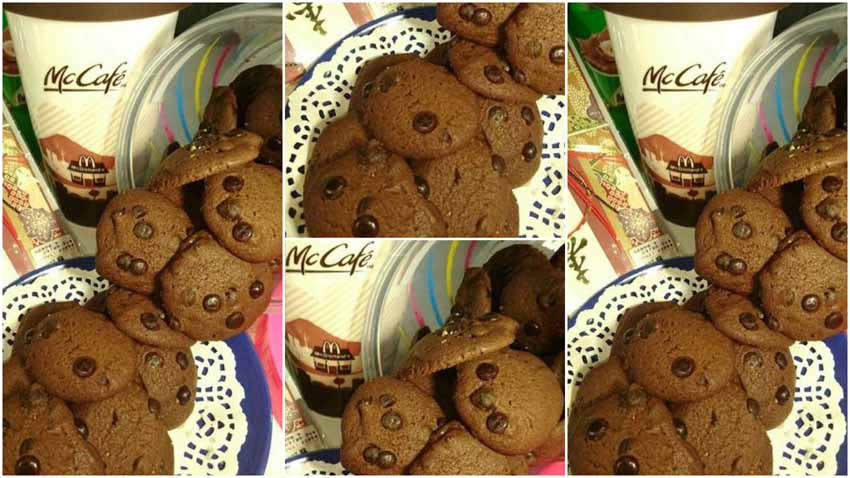 Resep Membuat Cookies Coklat Renyah