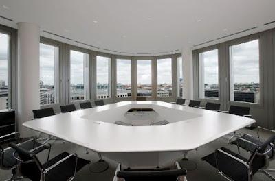 Pengaturan Tempat Duduk Dalam Rapat bentuk panjang