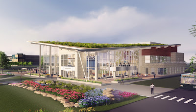 UIS to break ground on first-ever student union building on campus