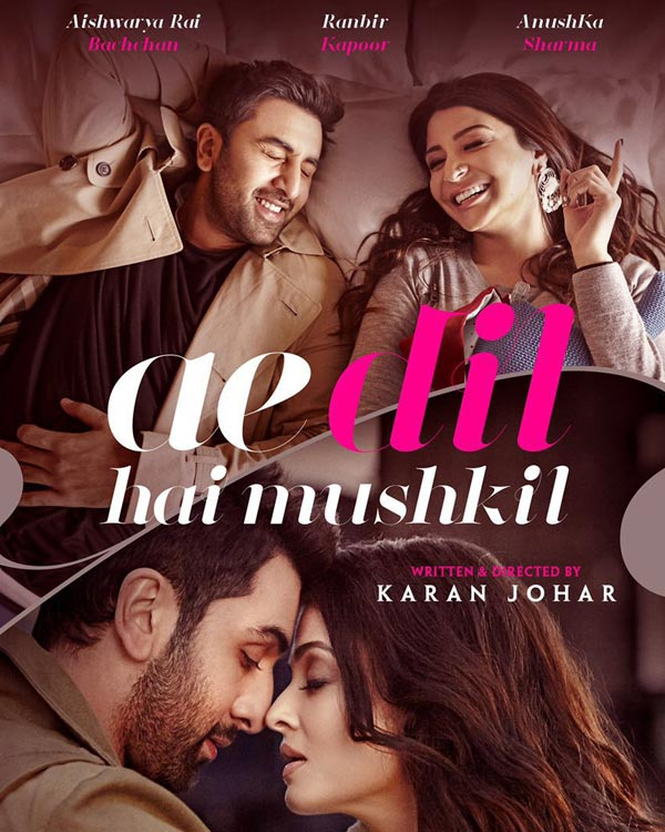 Ae Dil Hai Mushkil (2016) HD Movie For Mobile