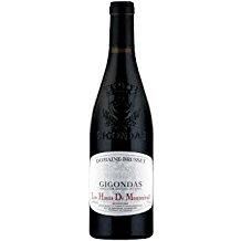 Gigondas les Hauts de Montmirail, Domaine Brusset, 75cl. , caisse de 6