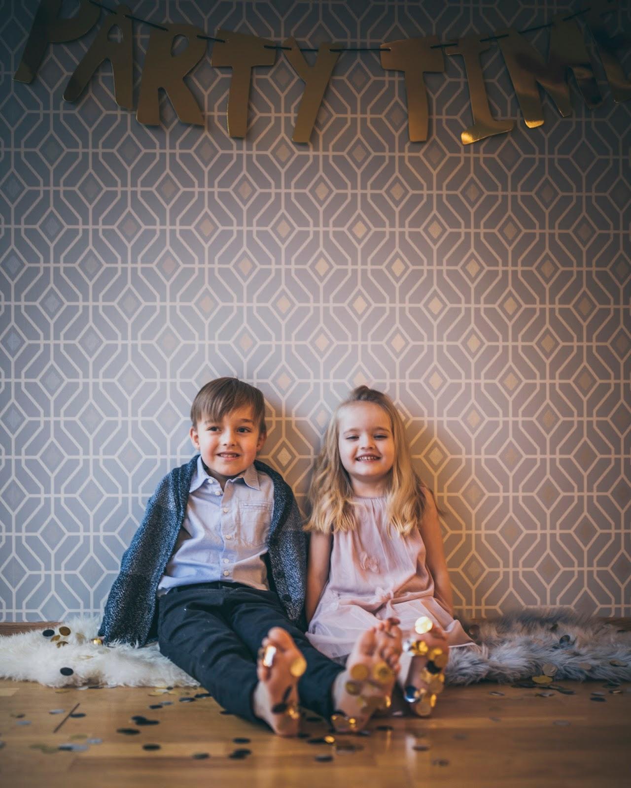 kids party celebration photography