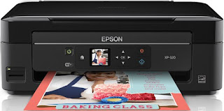 allows us to print from basically anywhere Epson XP 320 Driver Printer and Scanner Download