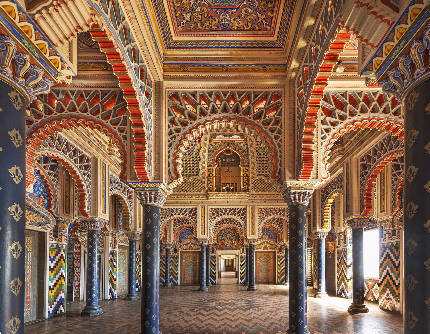 The Castle of Sammezzano May Be the Most Psychedelic