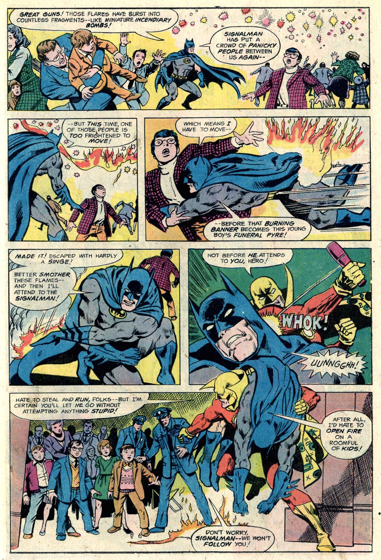 Detective Comics (1937) 466 Page 10