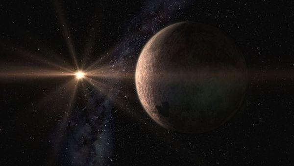 Descubren una supertierra probablemente habitable