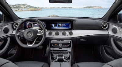 2017 Mercedes E Class Estate Interior