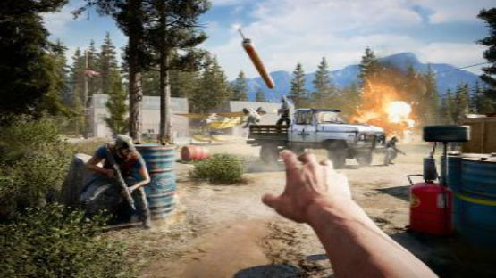 Download Far Cry 5 game for pc highly compressed