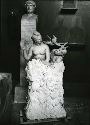 Πώς έκρυψαν τα αγάλματα παραμονή του πολέμου