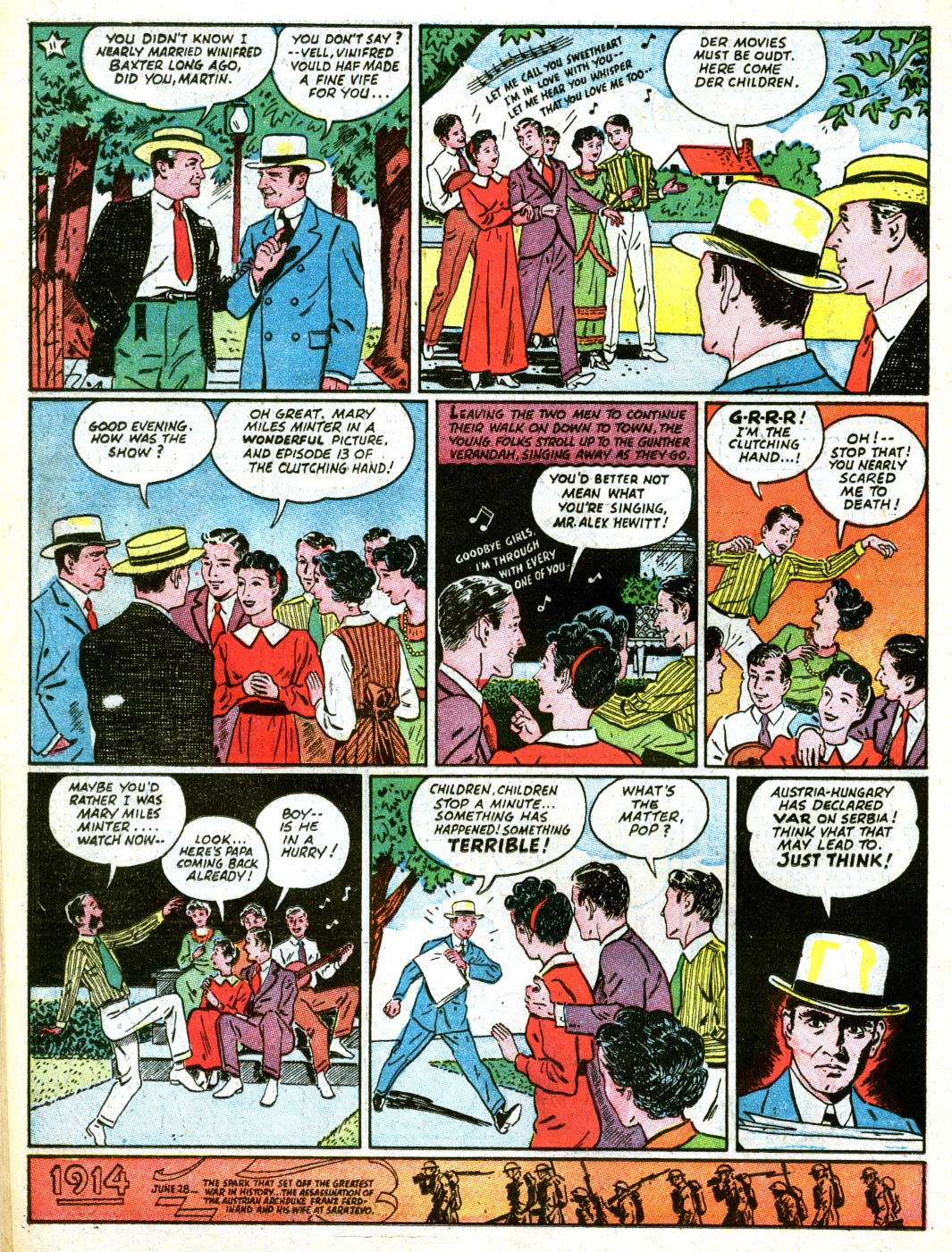 Read online All-American Comics (1939) comic -  Issue #7 - 36