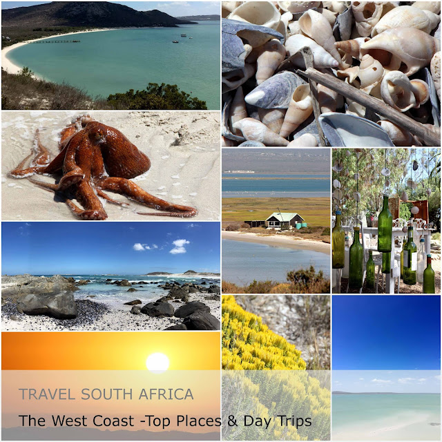 Travel South Africa. The West Coast -Top Places & Day Trips