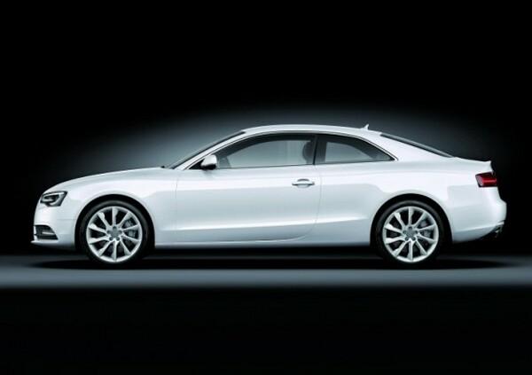 2013 Audi A5 S5 car